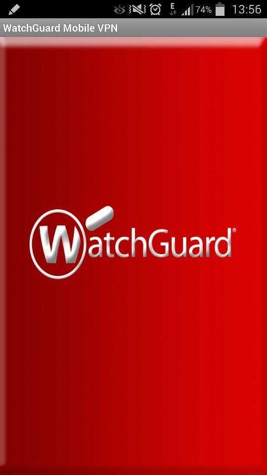 Watchguard Mobile Vpn Android Kurulumu