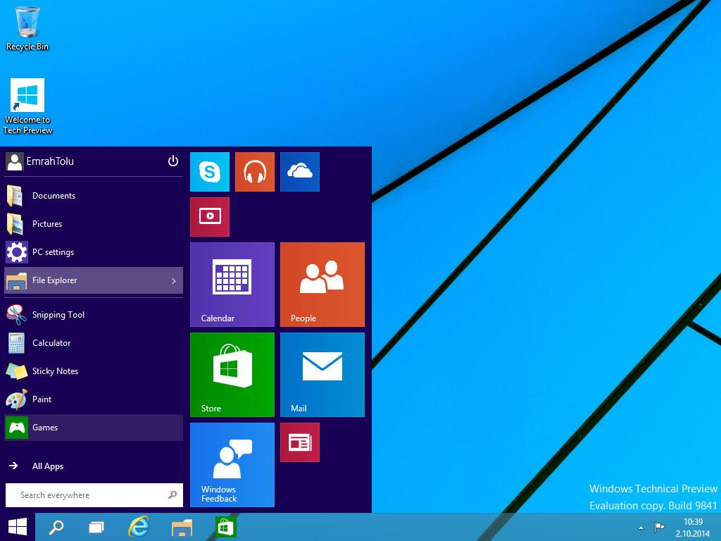 Windows 10 Kurulum Adımları