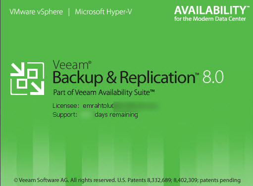Veeam Backup & Replication v8 ÇIKTI!!!