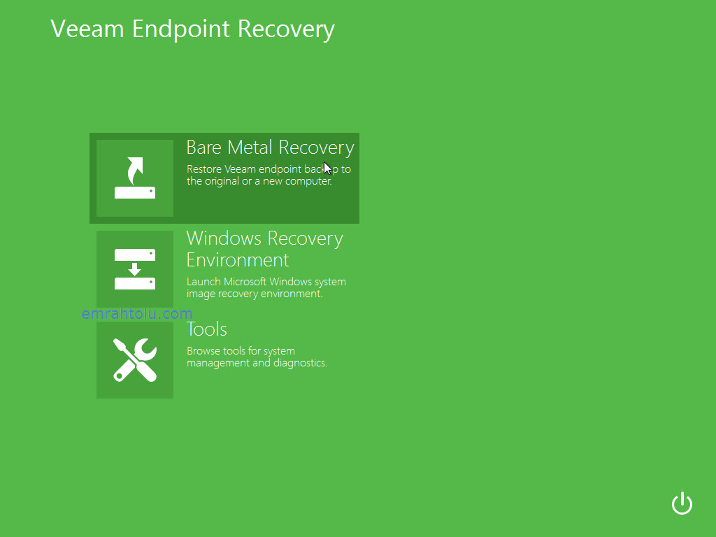 Ücretsiz Veeam Endpoint Backup Kurulum ve Konfigurasyon