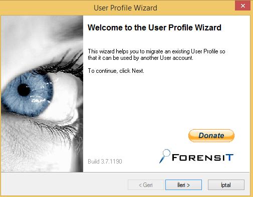 Workgroup üzerinden Domain ortamına Profil taşıma