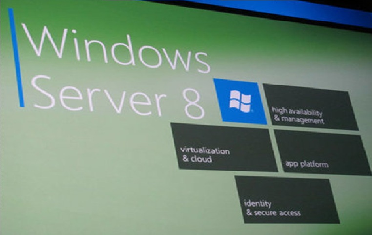 Windows Server 8 Beta Sürümleri