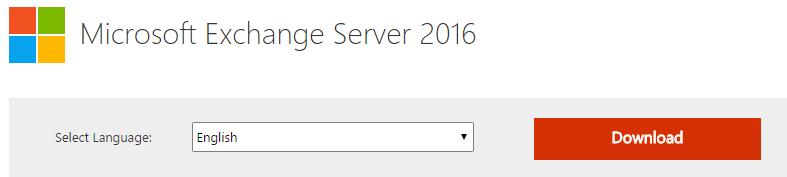 exchangeserver2016indir