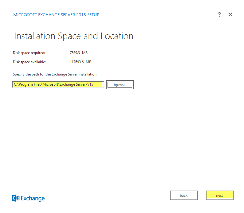 installationspaceandlocation