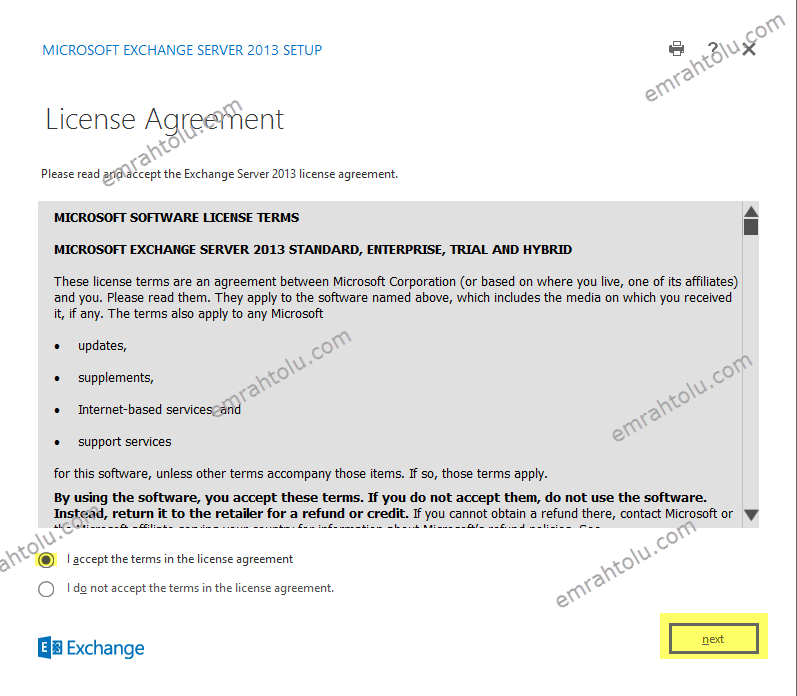 licence agreement
