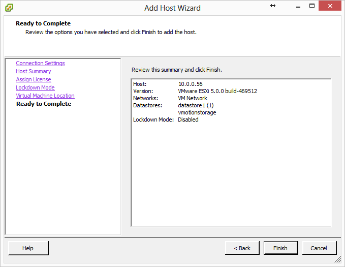 vmware HA failover cluster10