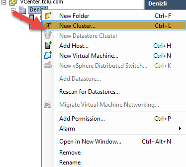vmware HA failover cluster11