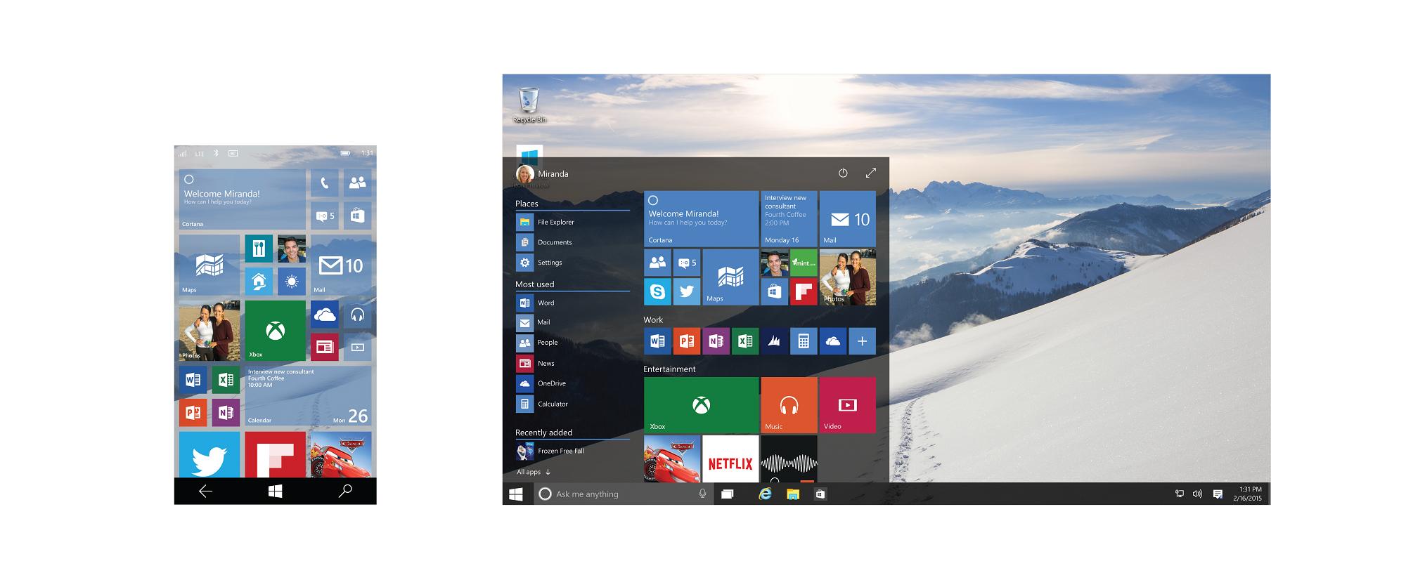 BT Profesyonelleri için Windows 10'a Odaklanan Ücretsiz E-Kitap Yayınlandı