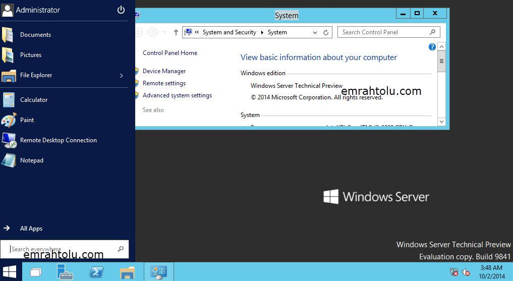 windows server 10