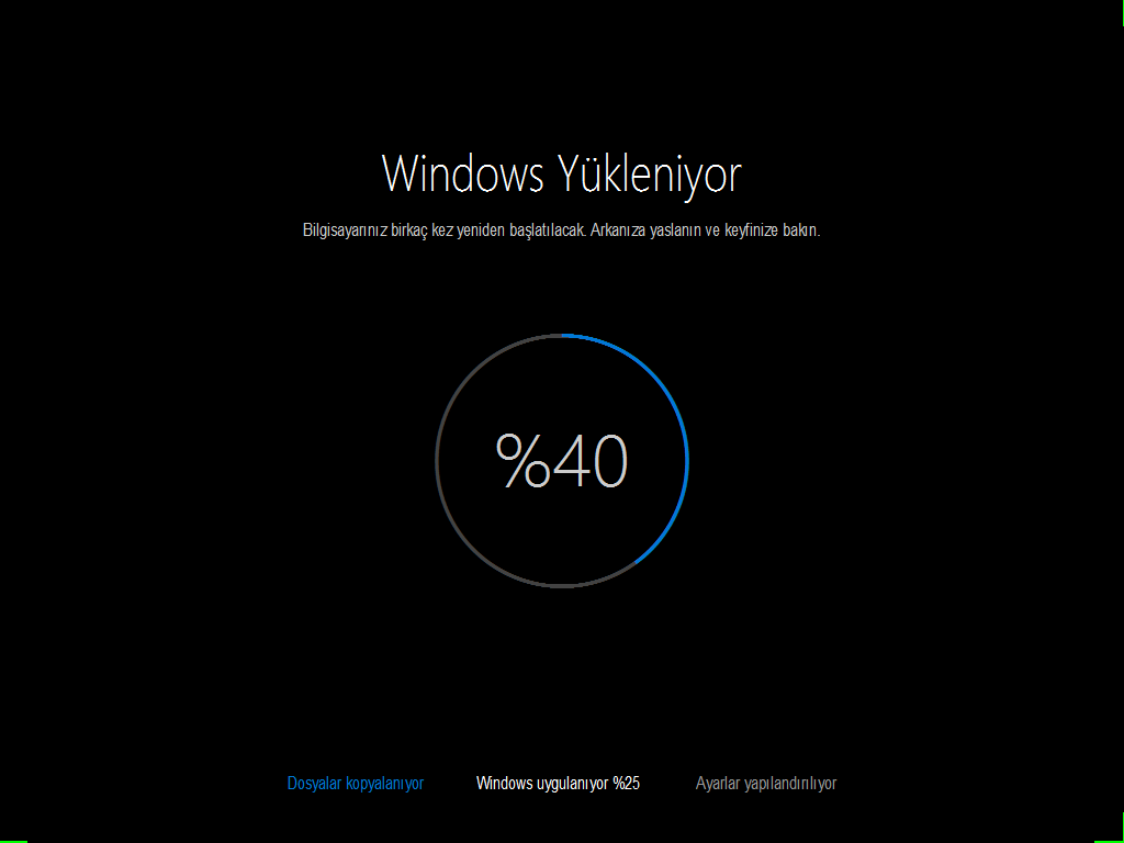 Windows 8.1 in Windows 10 a Yükseltilmesi